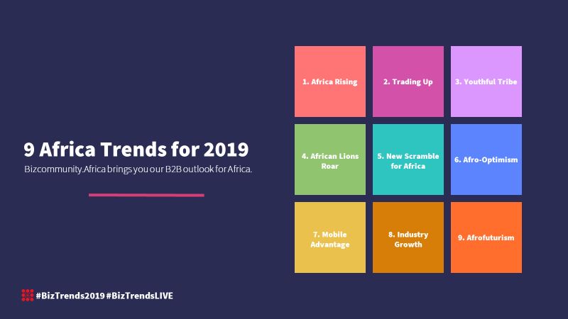 9 Africa Trends for 2019